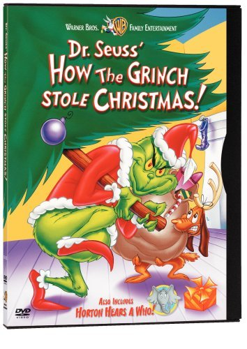 Dr. Seuss How The Grinch Stole Christmas Clr G