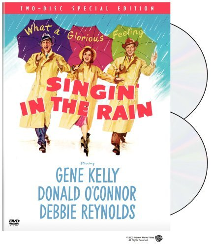 Singin' In The Rain Kelly O'connor Hagen Reynolds Clr Cc 5.1 G 2 DVD Spec. Ed