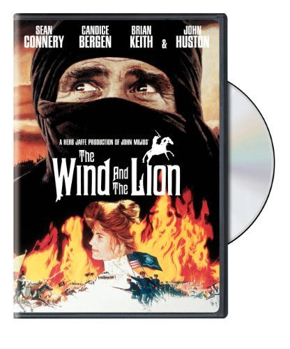 Wind & The Lion Bergen Connery Keith Clr Ws Nr 2 On 1