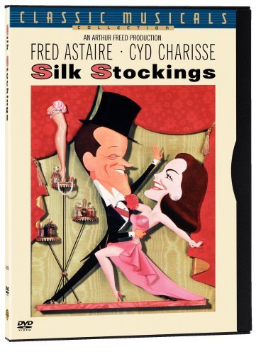 Silk Stockings Astaire Charisse Paige Lorre T Clr Ws Nr
