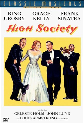 High Society Crosby Kelly Sinatra Holly Cal Clr Ws Nr