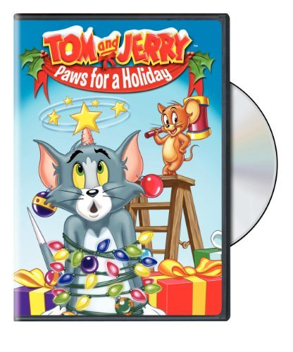 Paws For A Holiday Tom & Jerry Nr