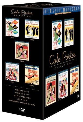 Classic Musicals Collection Porter Cole Clr Cc Nr 5 DVD