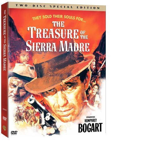 Treasure Of The Sierra Madre Bogart Holt Huston Nr 2 DVD