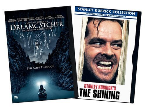 Dreamcatcher Shining Warner 2pak Clr Nr 2 DVD