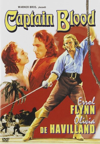 Captain Blood Flynn Errol Nr