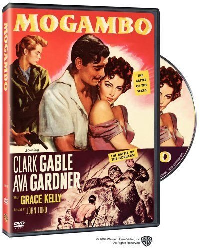 Mogambo Gable Gardner Kelly Nr