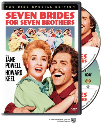 Seven Brides For Seven Brother Seven Brides For Seven Brother Nr 50th Anniv. E