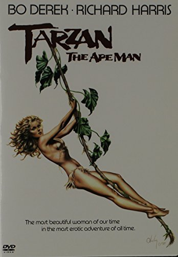 Tarzan The Ape Man Harris Derek Clr Ws Nr