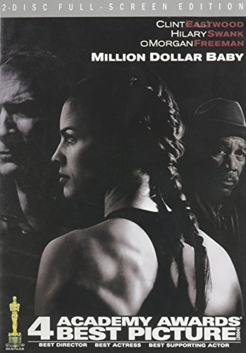Million Dollar Baby Eastwood Swank Freeman Clr Nr 2 DVD