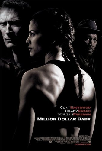 Million Dollar Baby Eastwood Swank Freeman Clr Ws Nr 2 DVD