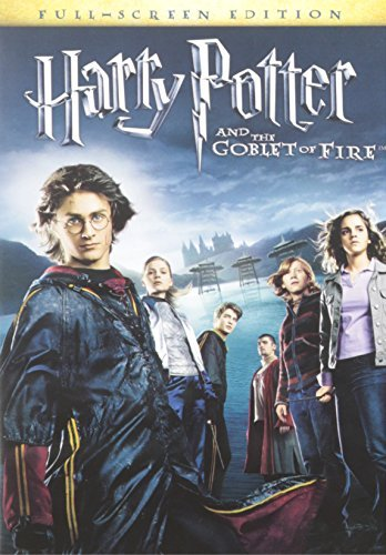 Harry Potter & The Goblet Of Fire Radcliffe Watson Grint DVD Pg13