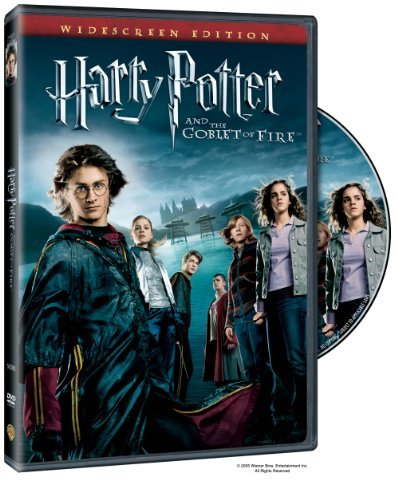 Harry Potter & The Goblet Of Fire Radcliffe Watson Grint DVD Pg13 Ws