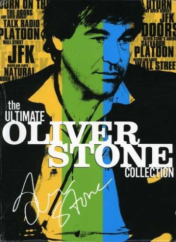 Ultimate Oliver Stone Collecti Ultimate Oliver Stone Collecti Clr Nr 14 DVD