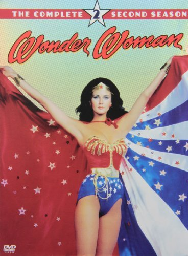 Wonder Woman Wonder Woman Season 2 Nr 4 DVD