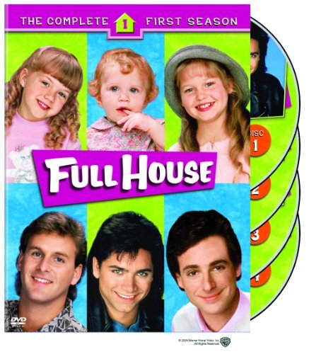 Full House Season 1 Clr Nr