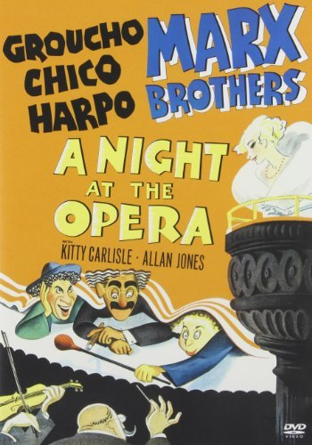 Night At The Opera Marx Brothers Nr