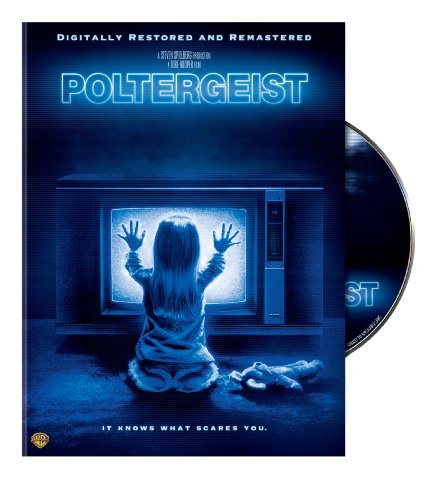 Poltergeist Williams Nelson Straight DVD Pg