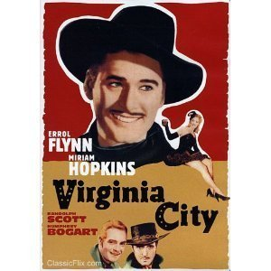 Virginia City Flynn Hopkins Bogart