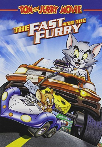 Fast & The Furry Tom & Jerry Chnr