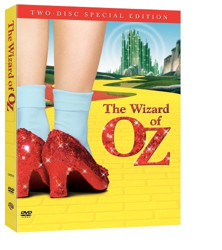 Wizard Of Oz (1939) Garland Hamilton Bolger Haley Clr O Sleeve G 2 DVD Special