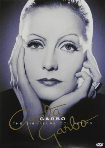 Greta Garbo Signature Collect Garbo Greta Nr 10 DVD