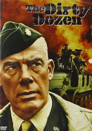 Dirty Dozen Marvin Borgnine Bronson Brown DVD Nr