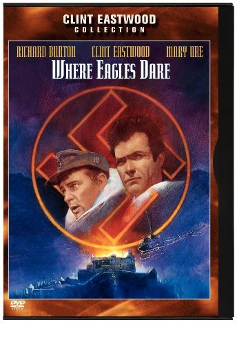 Where Eagles Dare Beatty Ure Eastwood Wymark Clr Ws Nr
