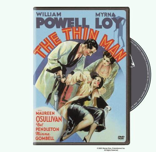 Thin Man Powell Loy Bw Nr
