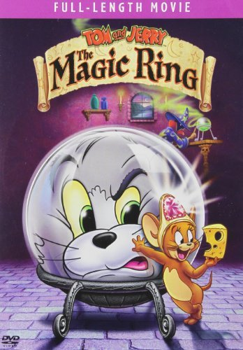 Magic Ring Tom & Jerry Clr Ws Nr