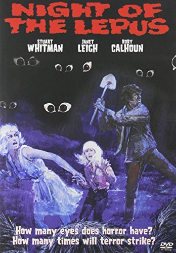 Night Of The Lepus Calhoun Leigh Whitman Clr Ws Pg