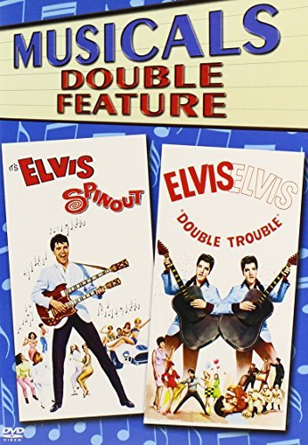Spinout Double Trouble Musicals Double Feature Clr Nr 2 DVD