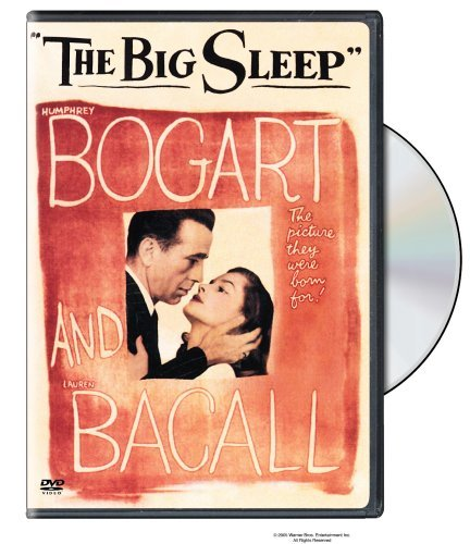 Big Sleep (1946) Bogart Bacall Nr