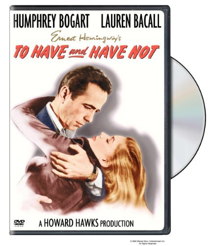 To Have & Have Not (1944) Bogart Bacall Brennan Nr