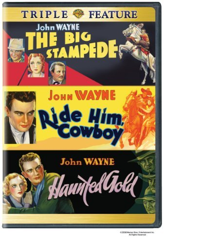 Ride Him Cowboy Big Stampede H Warner Triple Feature Clr Nr 3 On 1