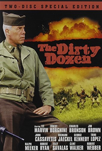 Dirty Dozen Marvin Borgnine Bronson Brown Nr 2 DVD