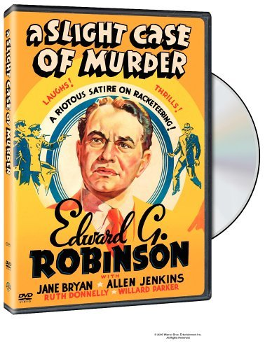 Slight Case Of Murder Robinson Jenkins Bryan Bw Nr