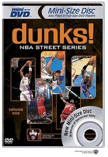 Nba Street Series Vol. 1 Dunks Clr Mini DVD Nr