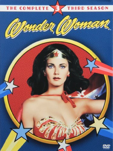 Wonder Woman Wonder Woman Season 3 Nr 4 DVD