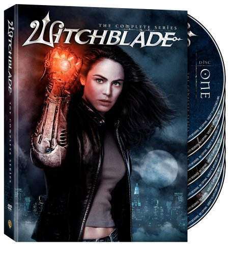 Witchblade Witchblade Complete Series Nr 7 DVD