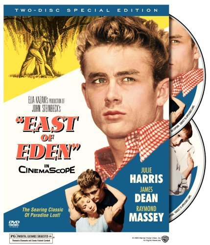 East Of Eden Dean James Clr Ws O Sleeve Nr 2 DVD Special