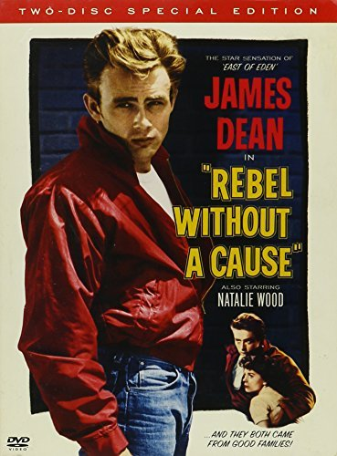 Rebel Without A Cause Dean James Clr Ws O Sleeve Nr 2 DVD Special