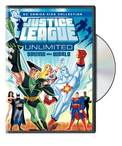 Justice League Unlimited Savin Justice League Unlimited Savin Clr Snap Nr