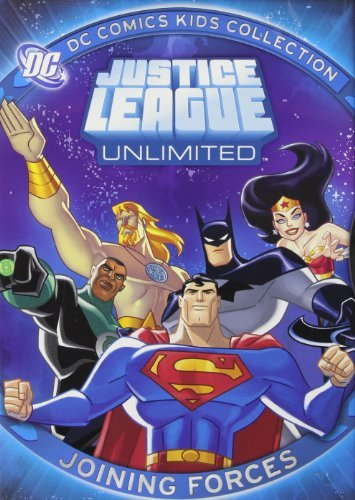 Justice League Unlimited Joini Justice League Unlimited Joini Chnr