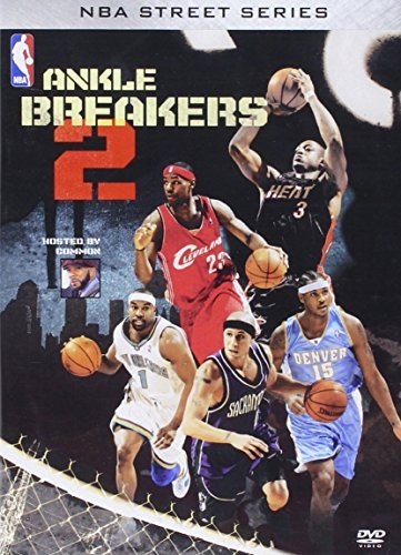 Nba Street Series Vol. 2 Ankle Breakers Clr Nr