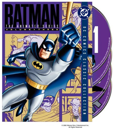 Batman The Animated Series Volume 3 DVD Nr