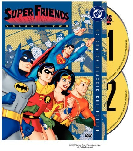 Superfriends Season 2 Clr Nr