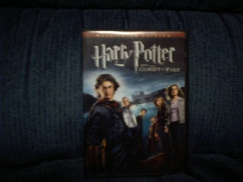 Harry Potter & The Goblet Of Fire Radcliffe Grint Watson Fiennes Ws