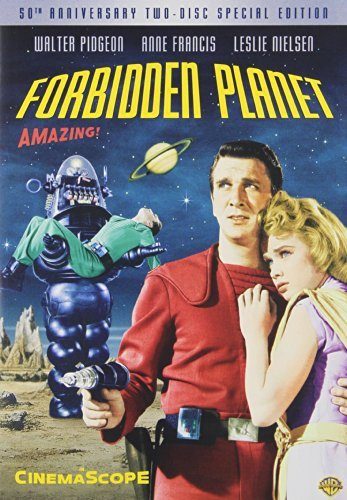 Forbidden Planet Francis Nielsen Pidgeon Clr 50th Anniv Ed. Nr 2 DVD