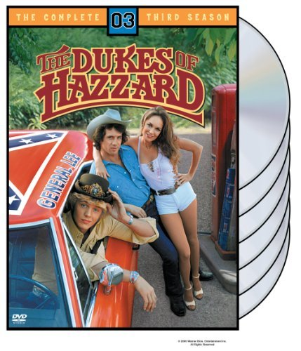 Dukes Of Hazzard Season 3 DVD